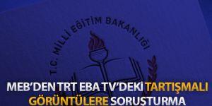 TRT EBA TV'deki animasyonun sorumluları hakkında soruşturma başlatıldı