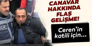 Ceren Özdemir'in katilinin yargılandığı davada yeni gelişme!