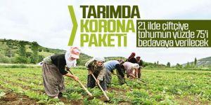 Tarım ve Orman Bakanlığı ekilebilir tüm arazileri üretime katmak için harekete geçti