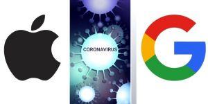 Teknoloji devleri, korona virüse karşı uygulama geliştiriyor