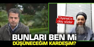 """Cübbeli Ahmet'ten Diyanet'e olay sözler: """"Bunları ben mi düşeneceğim kardeşim?"""""""