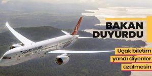 Havacılıkta bilet iadeleri garanti altına alındı