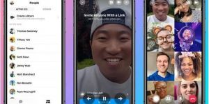 Facebook, Messenger Rooms'u hayata geçirdi