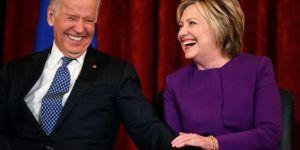 Clinton, 2020 seçimlerinde Joe Biden'ı destekleyecek