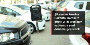 İkinci el araç alım-satımında yaşanan sorunlar nedeniyle ilan sitelerine de yükümlülükler getirilecek