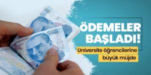 Bakan Kasapoğlu: Mayıs ayı burs ve kredi ödemeleri 6-10 Mayıs tarihlerinde yapılacak
