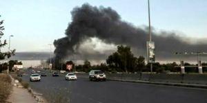 Libya'da Türkiye Büyükelçiliği yakınlarına roketli saldırı