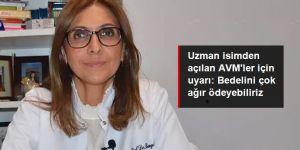 Prof. Dr. Bengi Başer'den açılan AVM'ler için uyarı: Bedelini çok daha ağır ödeyebiliriz