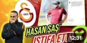 Galatasaray'da Hasan Şaş'ın istifasının perde arkası