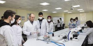 Atatürk Üniversitesi bölge hayvancılığına katkı sunmaya devam ediyor