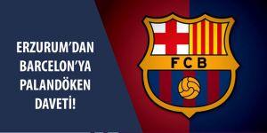 Barcelona ve Lionel Messi'ye Erzurum daveti!.
