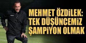 Erzurumspor, Süper Lig hedefine ulaşmak istiyor