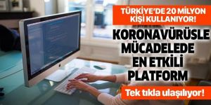 Türkiye'de 20 milyon kişi bu platformu kullanıyor
