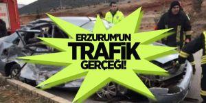 Erzurum'un Trafik Gerçeği!