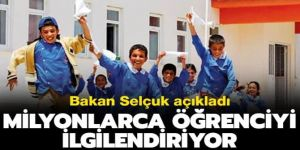 Bakan Selçuk'tan ilkokul, ortaokul ve lise karneleri için flaş açıklama!