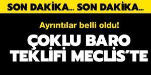 AK Parti, Avukatlık Kanununa ilişkin yasa tekfini Mecis Başkanlığına sundu