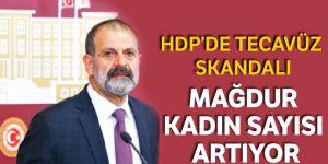 HDP'de tecavüz skandalı! Mağdur kadın sayısı artıyor