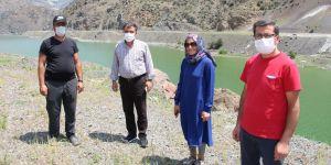 Ayvalı Barajı'nda kafes balıkçılığı yapılacak