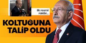 Kemal Kılıçdaroğlu'nun ilk resmi rakibi İlhan Cihaner oldu!