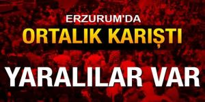 Erzurum'da iki aile arasındaki taşlı ve sopalı kavgada 8 kişi yaralandı