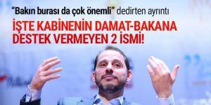 AK Parti'de Berat Albayrak çatlağı! Albayrak'a destek vermediler