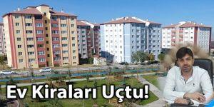 Erzurum'da ev kiraları uçtu