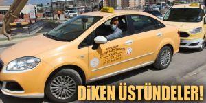 Erzurum'da taksicilerin büyük korkusu
