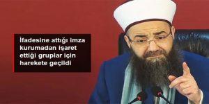 Cübbeli Ahmet'in işaret ettiği silahlanan selefi gruplar hakkında soruşturma başlatıldı