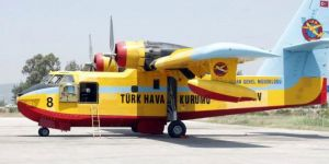 Türk Hava Kurumu, yangın söndürme uçaklarını satıyor