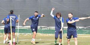Erzurumspor'da Galatasaray maçı hazırlıkları