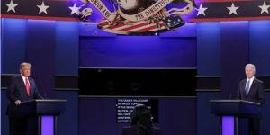 Trump ve Biden ikinci kez canlı yayında kozlarını paylaştı
