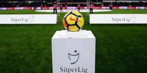İşte Süper Lig'de 6. haftanın programı