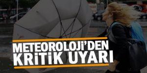 Erzurum'da kuvvetli rüzgar bekleniyor