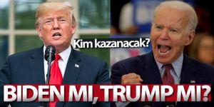 ABD'de Başkanlık seçimlerinde yarış kıyasıya devam ediyor