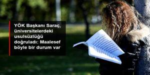 Yurt dışından Türkiye'deki üniversitelere usulsüz yatay geçişler yapıldı