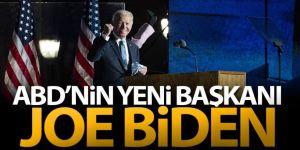 ABD'deki başkanlık seçimini Demokratların adayı Joe Biden kazandı