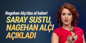 Nagehan Alçı: ''İstifa doğru, Erdoğan kabul etmeyecek''