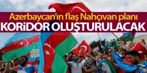 Azerbaycan'la Nahçıvan'ı birleştiren yeni bir koridor oluşturulacak