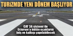 Erzurum'da Turizmde yeni dönem başlıyor