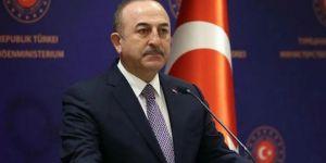Bakan Çavuşoğlu'ndan İrini Operasyonu açıklaması