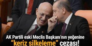 AK Partili İsmail Kahraman'ın yeğenine ''keriz silkeleme'' cezası