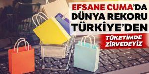 Efsane'de dünya rekoru Türkiye'den