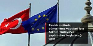 AB, Türkiye'ye yaptırımları mart ayına öteleyecek