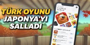 Türk oyunu Japonya'yı salladı