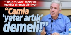 """Prof. Dr. Ebubekir Sofuoğlu'na tepkiler dinmiyor: """"Yeter artık!"""""""