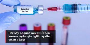 DSÖ'den korona aşılarıyla ilgili hayalleri yıkan sözler: Enfeksiyona karşı koruduğunu gösteren kanıt yok