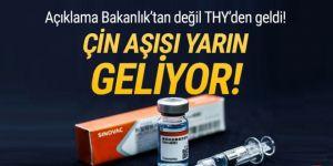 Çin aşısının Türkiye'ye geleceği tarih açıklandı!
