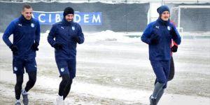 Erzurumspor, Alanyaspor maçı hazırlıklarına başladı