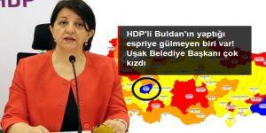 Buldan'ın Uşak paylaşımına belediye başkanından sert tepki