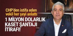 CHP'li Teoman Sancar istifanın perde arkasını anlattı